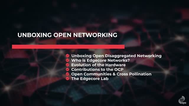Unboxing Open Networking - The Hardware Within