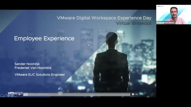 Improving Employee Experience with Workspace ONE