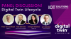 Digital Twin Lifecycle: A Panel Discussion