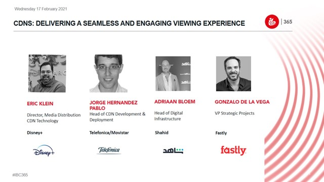 CDNs: Delivering a seamless and engaging viewing experience