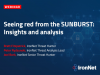 Seeing red from the SUNBURST: Insights and analysis