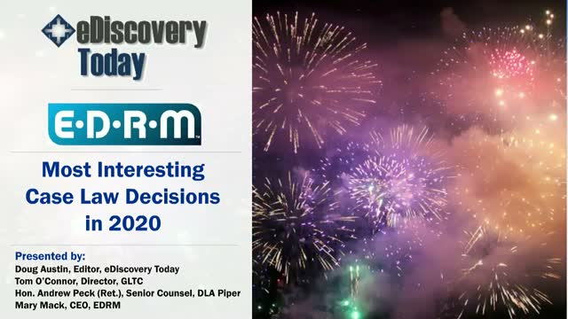 Most Interesting Case Law Decisions in 2020