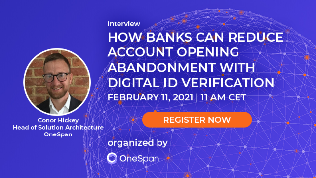 How Banks Can Reduce Account Opening Abandonment with Digital ID Verification