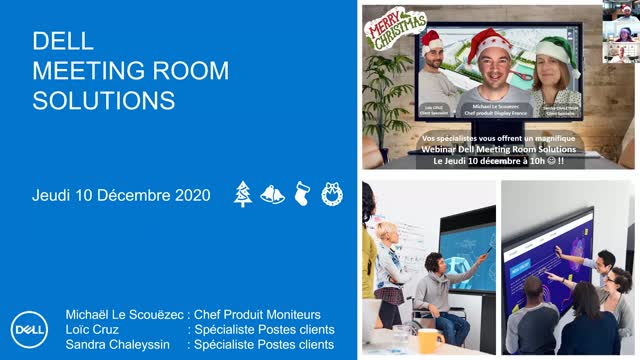 Dell Meeting Spaces solutions