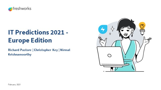 IT Predictions 2021 - Europe Edition