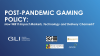Post-Pandemic Gaming Policy: How Will It Impact Markets, Technology and Delivery