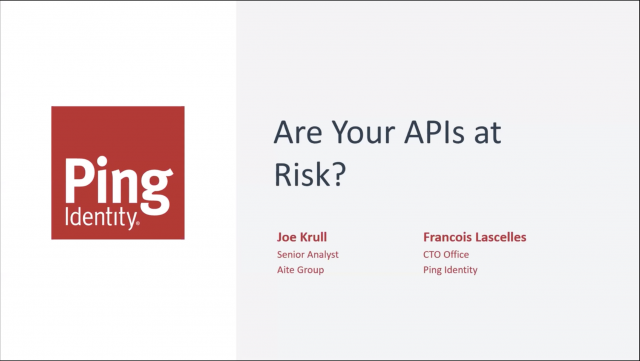 Are Your APIs at Risk?