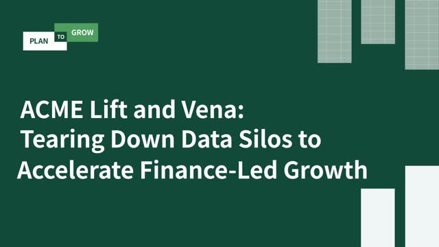 Tearing Down Data Silos To Accelerate Growth With ACME Lift