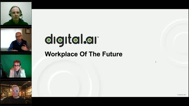 What does the workplace of the future look like?