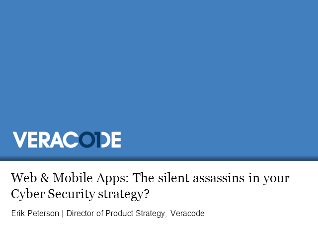 Web & Mobile Apps: The Silent Assassins in Your Cyber Security Strategy?