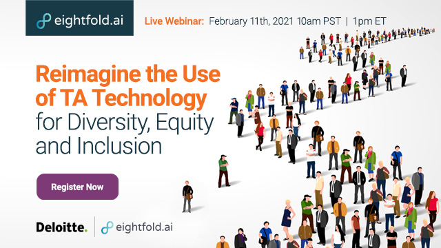 Reimagine the Use of TA Technology for Diversity, Equity and Inclusion