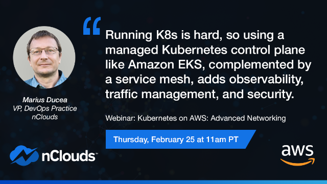 Kubernetes on AWS: Advanced Networking