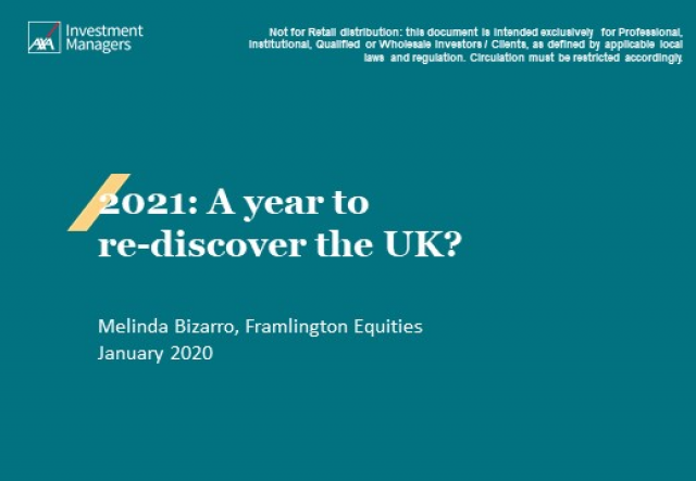 2021 – a year to re-discover the UK