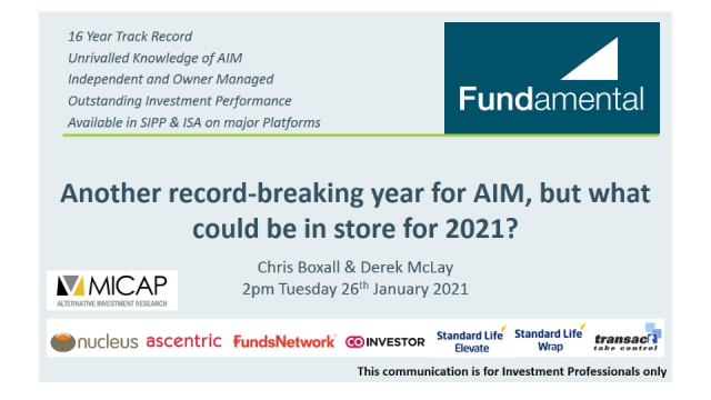 Another record-breaking year for AIM, but what for 2021?