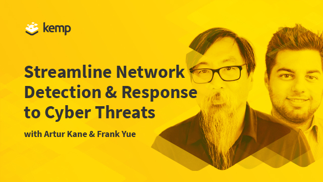 Streamline Network Detection and Response to Cyber Threats