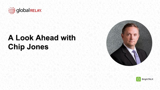 Expert Insight: A Look Ahead with Chip Jones
