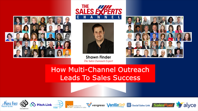 How Multi-Channel Outreach Leads To Sales Success