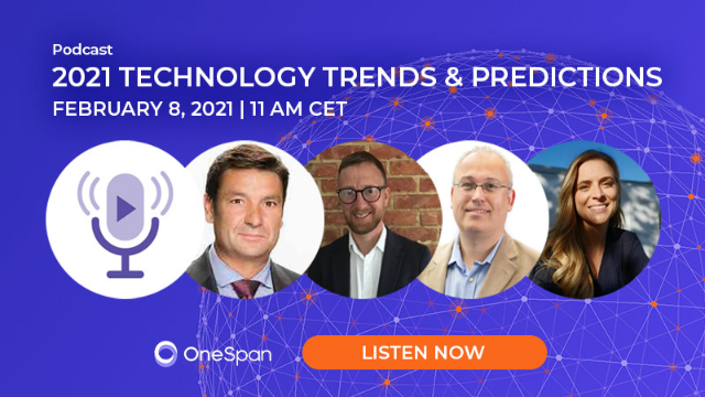 Podcast: 2021 Technology Trends & Predictions