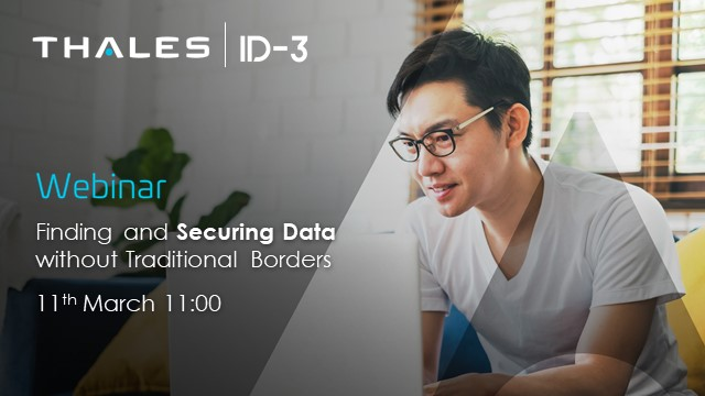 Finding and Securing Data without Traditional Borders