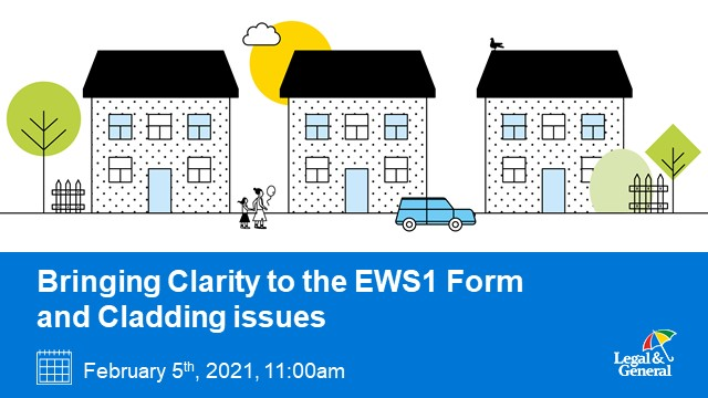 Bringing Clarity to the EWS1 Form and Cladding issues