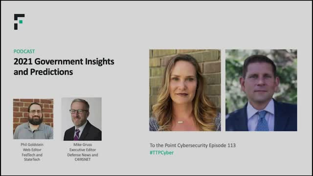Government 2021 Cybersecurity Insights And Predictions