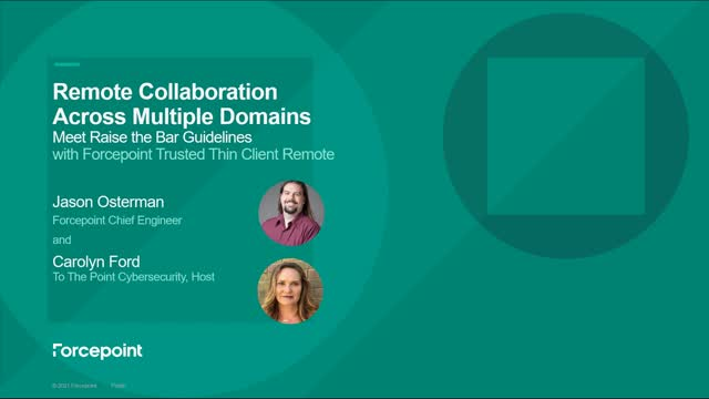 How to Securely Enable Remote Collaboration Across Multiple Domains