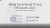 World Tax & World TP  and ITR Awards - Your questions answered
