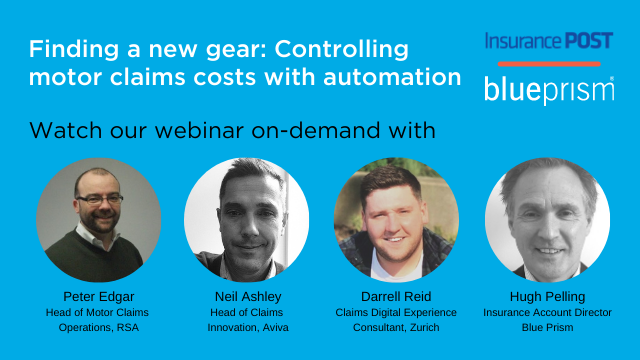 Finding a New Gear – Controlling Motor Claims Costs through IA