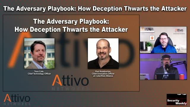 The Adversary Playbook - How Deception Thwarts the Attacker