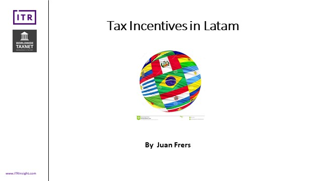 LATAM tax incentives: The future for technology companies