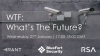 WTF: What's The Future?