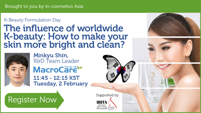 The influence of global K-beauty: How to make your skin more bright and clean?
