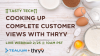 Cooking Up Complete Customer Views with Thryv