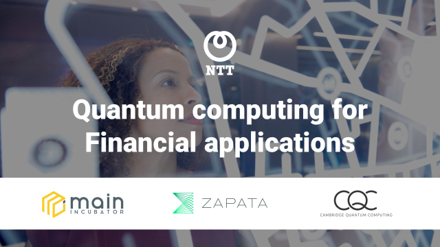 Quantum computing for Financial applications