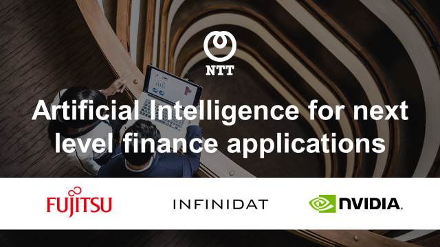 Artificial Intelligence for next level finance applications