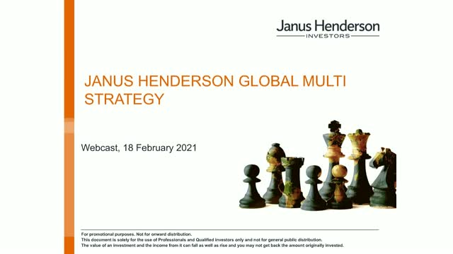 Janus Henderson Multi Strategy: Update and Market Outlook