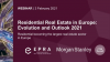 Residential real estate in Europe: Evolution and outlook 2021