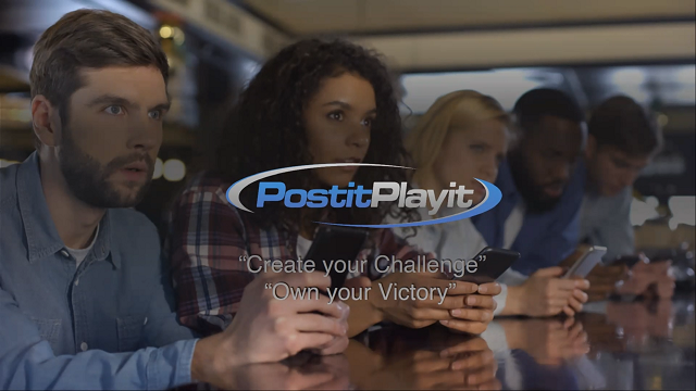 PostitPlayit – a technology platform for skill based P2P wagers