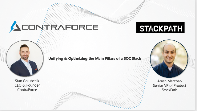 Unifying and Optimizing the Main Pillars of a SOC Stack