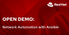Open Demo: Network Automation with Ansible (1/13)