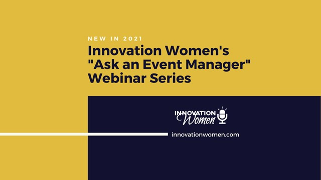 Ask an Event Manager: Women in Tech Summit's Gloria Bell