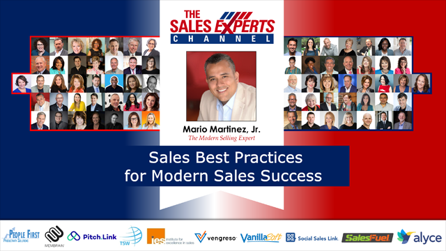 Sales Best Practices for Modern Sales Success