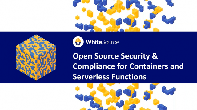 Open Source Security & Compliance for Containers and Serverless Functions