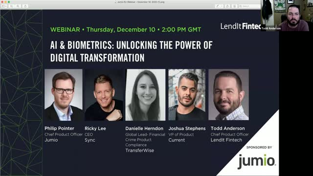AI & Biometrics: Unlocking the Power of Digital Transformation
