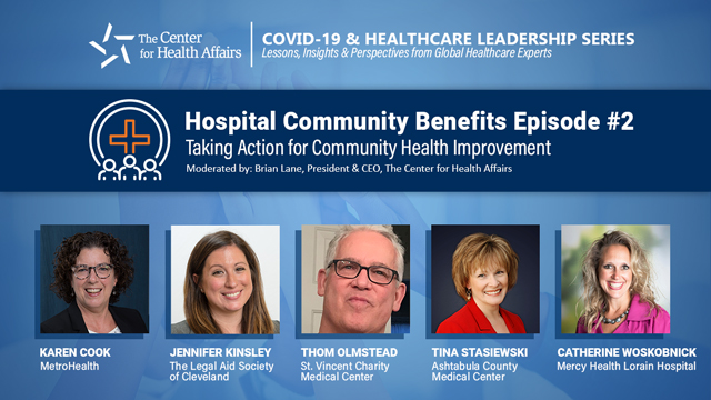 Hospital Community Benefits: Taking Action for Community Health Improvement