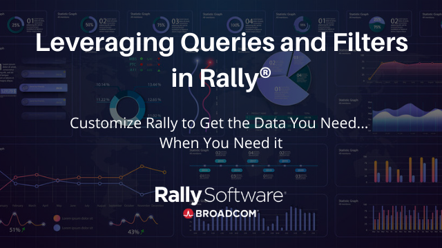 Leveraging Queries and Filters in Rally
