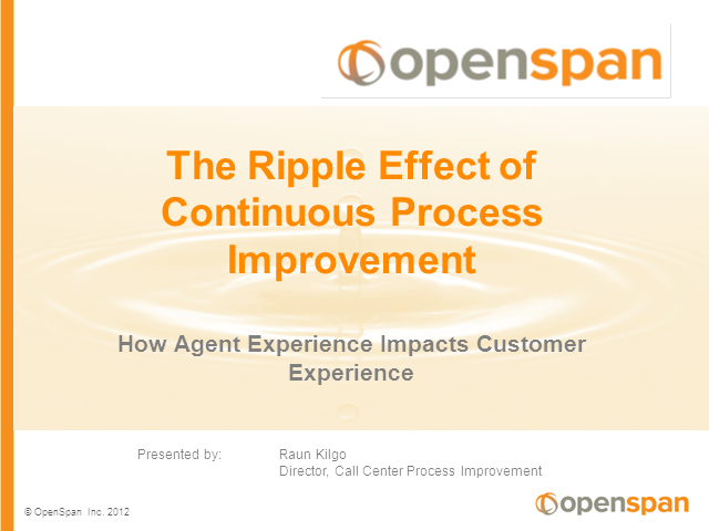 How Agent Experience Impacts Customer Experience