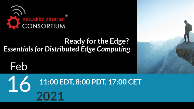 Ready for the EDGE? An Essential Framework for Distributed Edge Computing