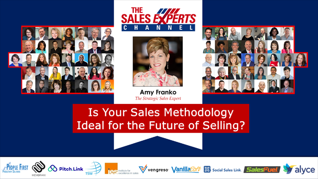 Is Your Sales Methodology Ideal for the Future of Selling?