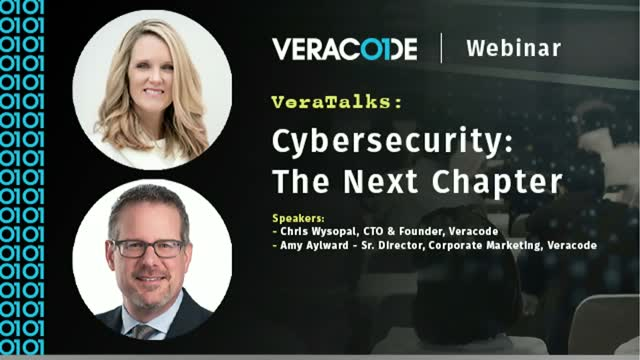 VeraTalks: Cybersecurity: The Next Chapter